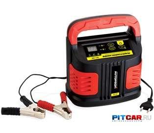 """Цифровое зарядное устройство ток 2-12А , с функцией """"быстрый старт"""", Autoprofi"""