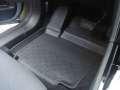 Коврики в салон для Ford Fiesta (2008-), резиновые с бортиками, Seintex