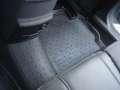 Коврики в салон для Toyota RAV4 (2005-2008), резиновые с бортиками, Seintex
