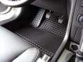 """Коврики в салон для Audi A4 (2008-), резиновые, рисунок """"Сетка"""", Seintex"""