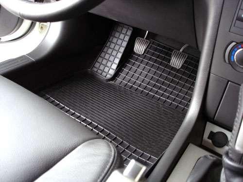 Автомобильный коврик Seintex 00814 для Audi A-6 - фото 11
